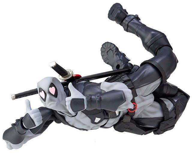 超人氣的嘴砲英雄再度襲來!! 海洋堂 Amazing Yamaguchi Marvel【死侍 X-FORCE. ver】アメイジング・ヤマグチ No.001EX デッドプール X-FORCE. ver