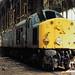 40 006, Crewe Works, 12-08-84