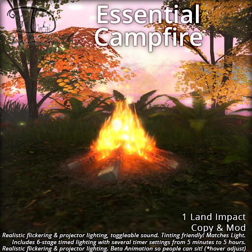 Essential Campfire – FLF!