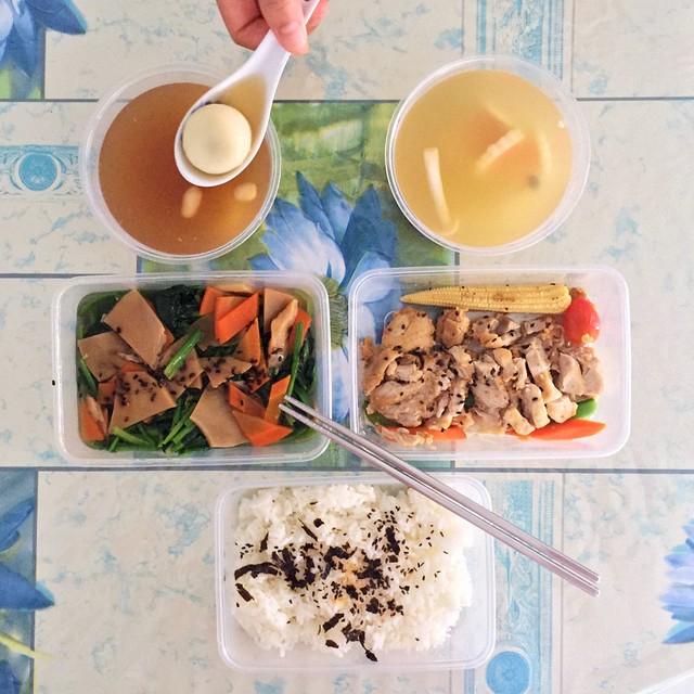 Tian Wei Signature: Japanese inspired cuisine