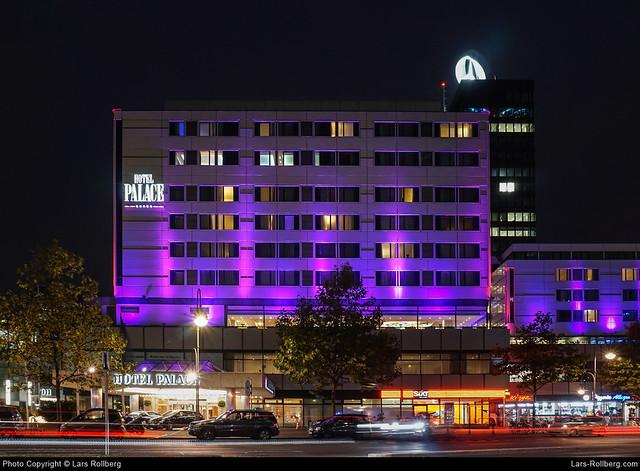 Hotel Palace, Berlin, Germany