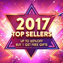 2017 TOP SELLERS @ GearBest