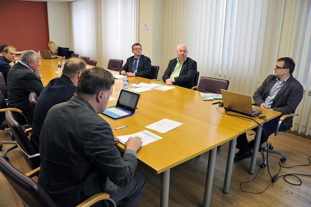 LEI Mokslo tarybos posėdis 2018-01-18