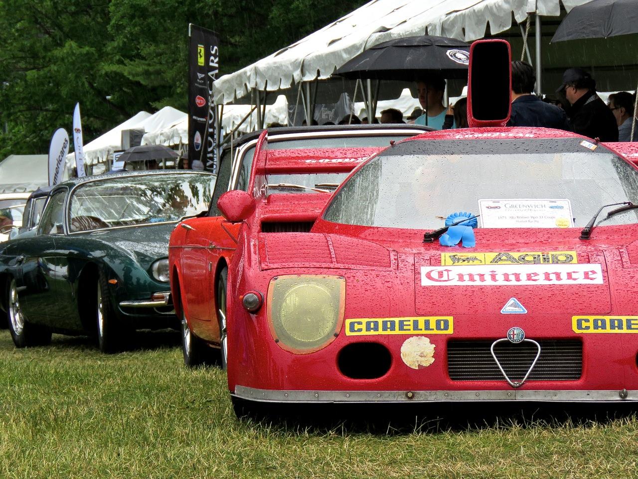 Alfa Romeo Tipo 33 Coupe Nastasi Racing 9