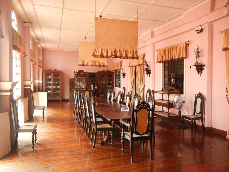 Dining Room, Syquia Mansion