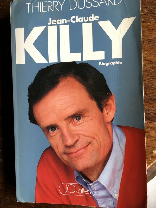 Jean Claude Killy