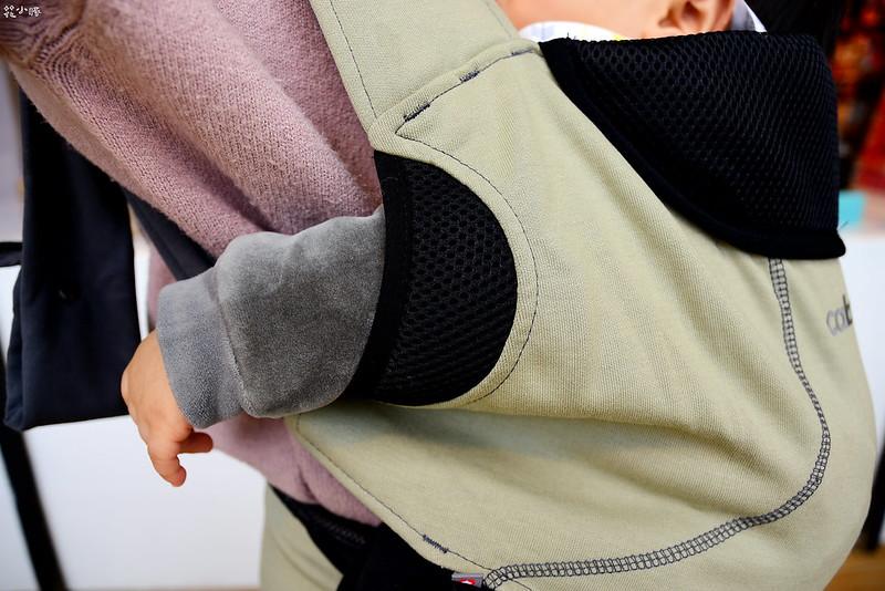 英國Caboo DXgo探索揹巾推薦嬰兒揹巾 (24)