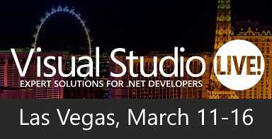 Visual Studio Live, Las Vegas