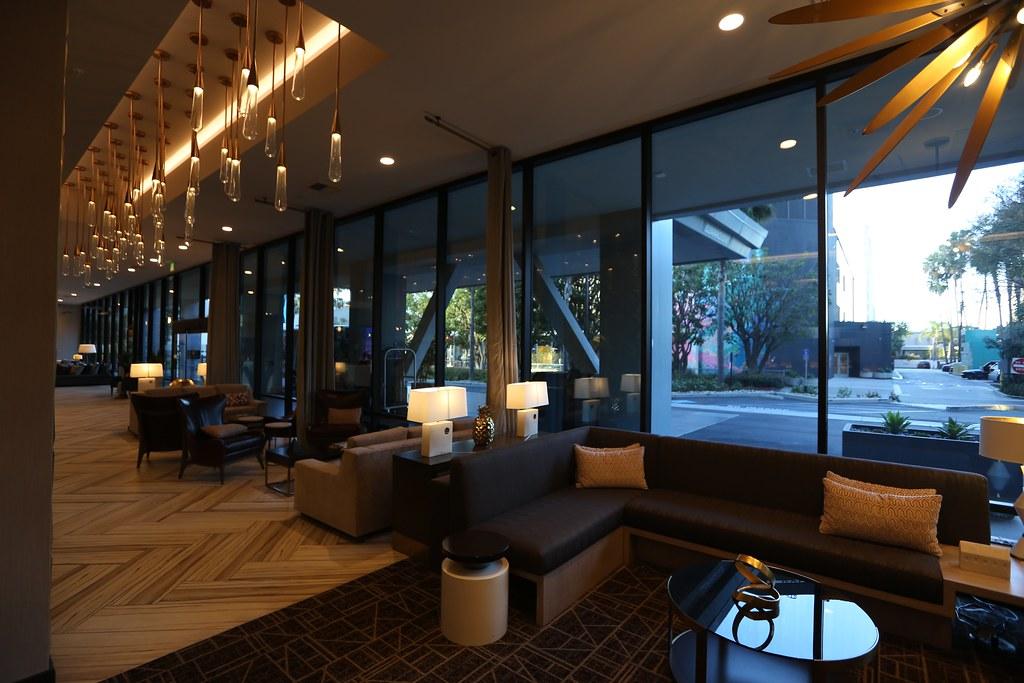 Hilton H Hotel LAX 4