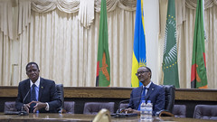 President Kagame and President Lungu hold joint press conference | Kigali, 22 February 2018