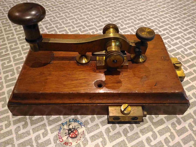 Kapsch & Shone Camelback key