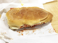 125 - Meyer-Lansky Sandwich Bar - Plaza Central - Santo Domingo-Sandwich
