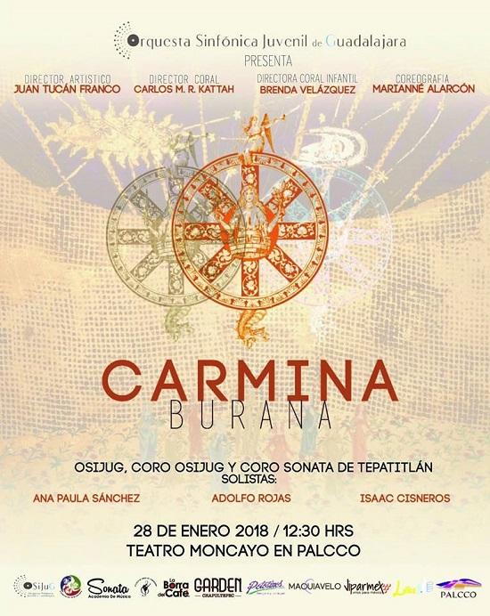 Carmina Burana / PALCCO