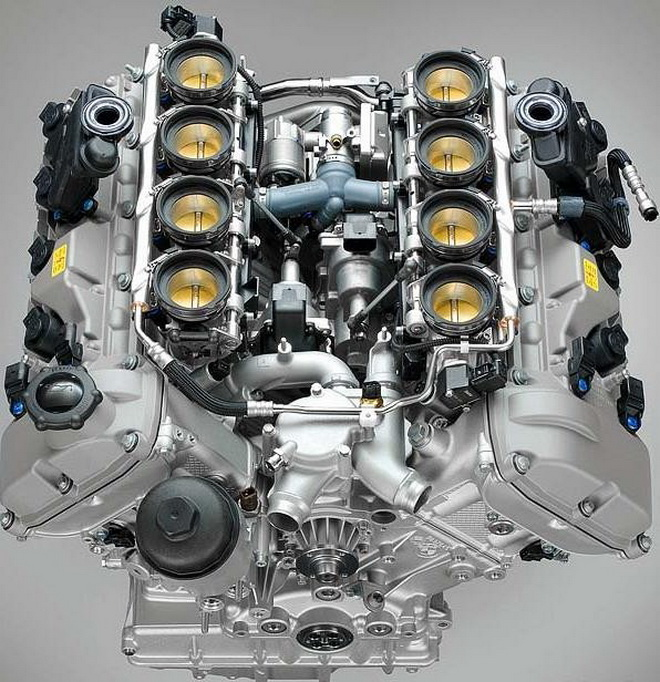 BMW S65B40 V8 M5 S65 4.8L STROKER RACING ENGINE