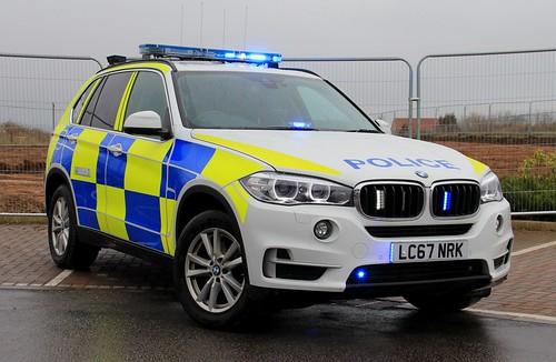 Humberside Police BMW X5 Roads Policing Unit Traffic Car