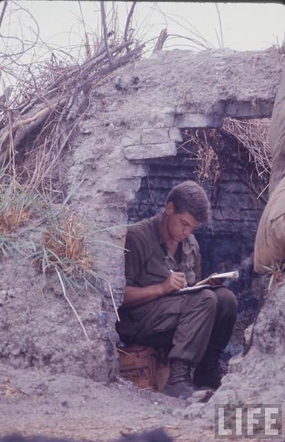 Securing Route 13, Vietnam, 1967