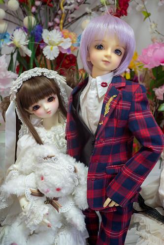 Tsukasa and Aoi