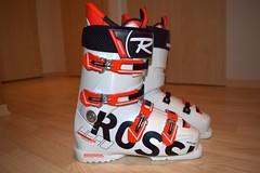 Lyžařské boty Rossignol Hero World Cup 110 Medium  - titulní fotka
