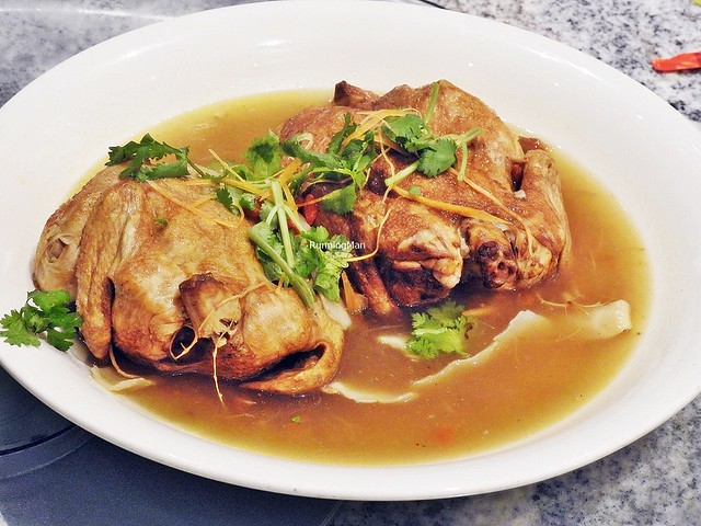 Imperial Herbal Chicken