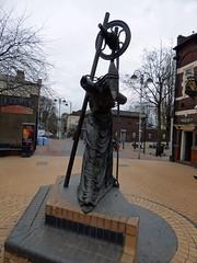 Bilston sculptures