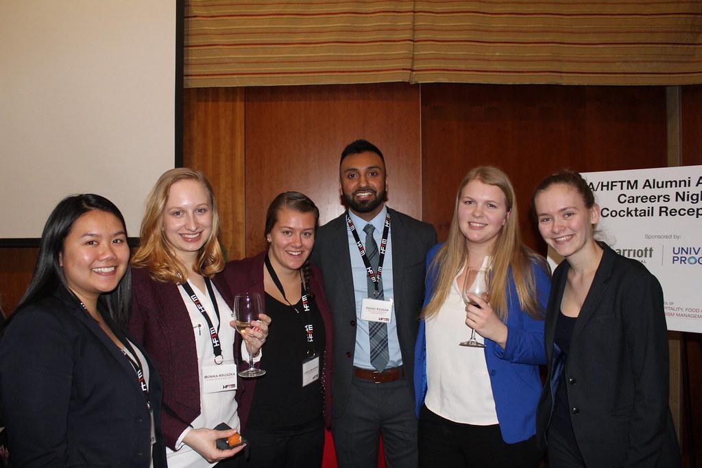 HAFA HFTM AA Career Networking Night