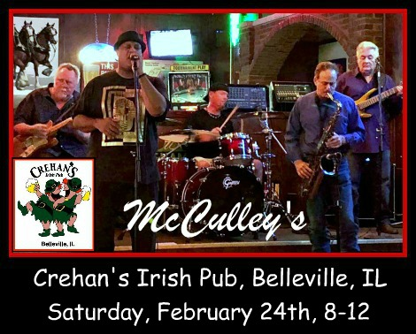 McCulley's 2-24-18