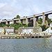 Saltash, Cornwall, from the Tamar River, 22nd July 1992