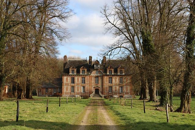 Château d'Esteville