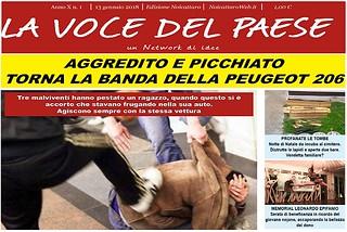 Noicattaro. Prima pagina n.1-2018 front