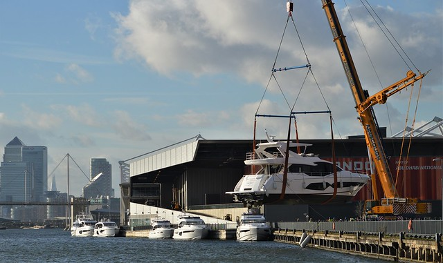 Sunseeker 76 Yacht (5) @ RVD 19-01-18