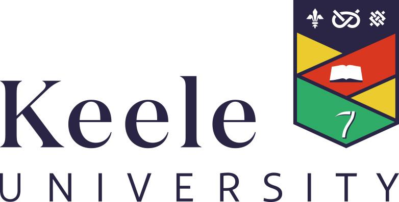 Keele University logo