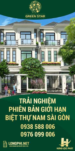Dự án biệt thự Hưng Phát Green Star quận 7 chủ đầu tư Hưng Lộc Phát.