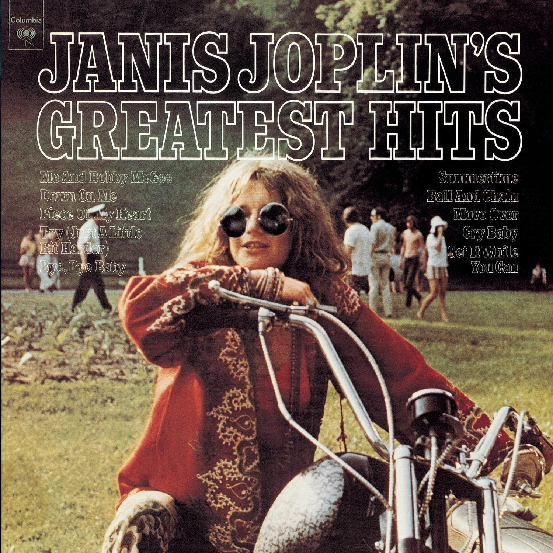 Janis Joplin's Greatest Hits, released July 1, 1973.