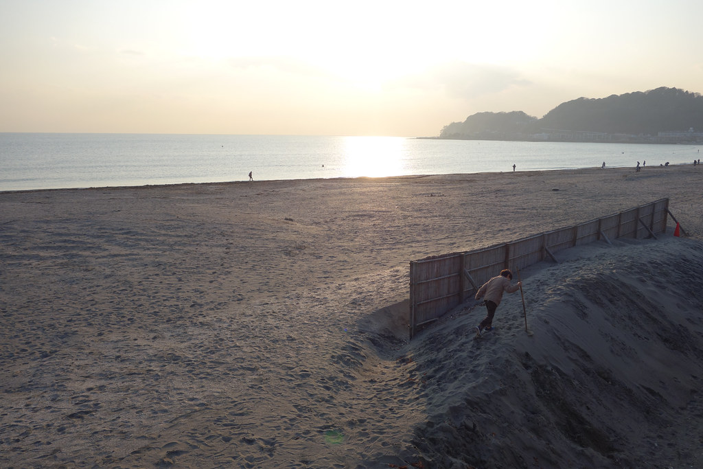 Yuigahama, Kamakura