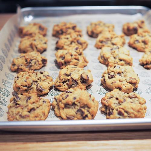 Henbit Cookies