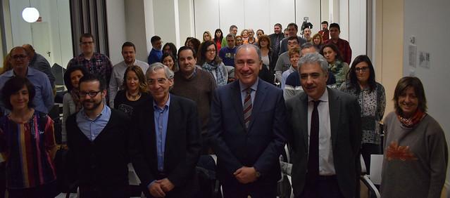 Encuentro Lanzaderas Valladolid- Enero 2018