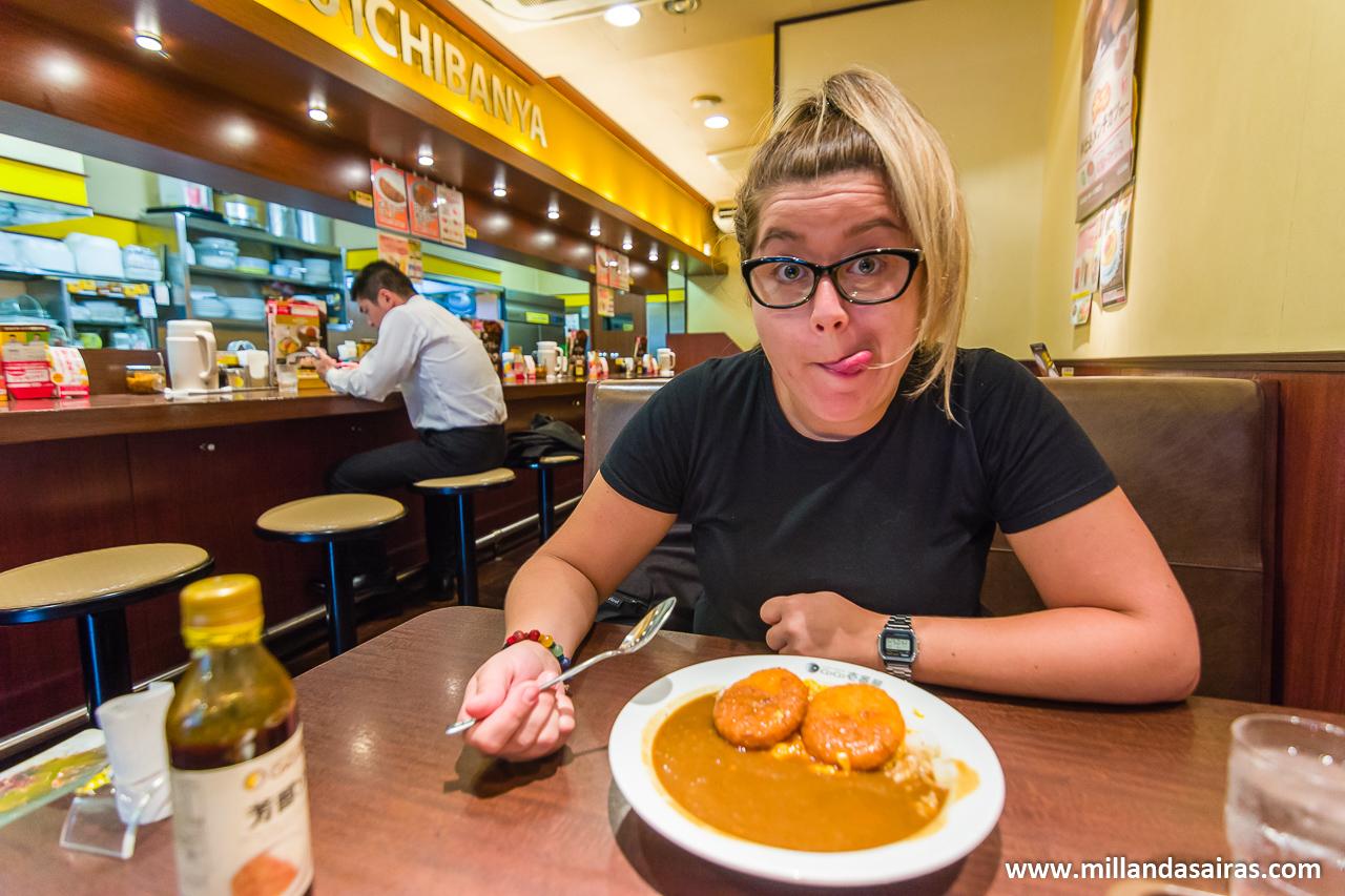 Tonkatsu en Curry Company
