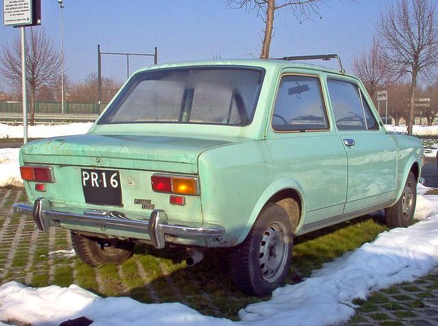 Fiat 128 - 1970