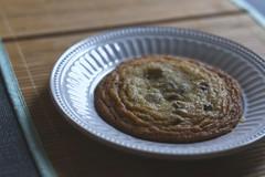 Crinkle Slam Chocolate Cookies