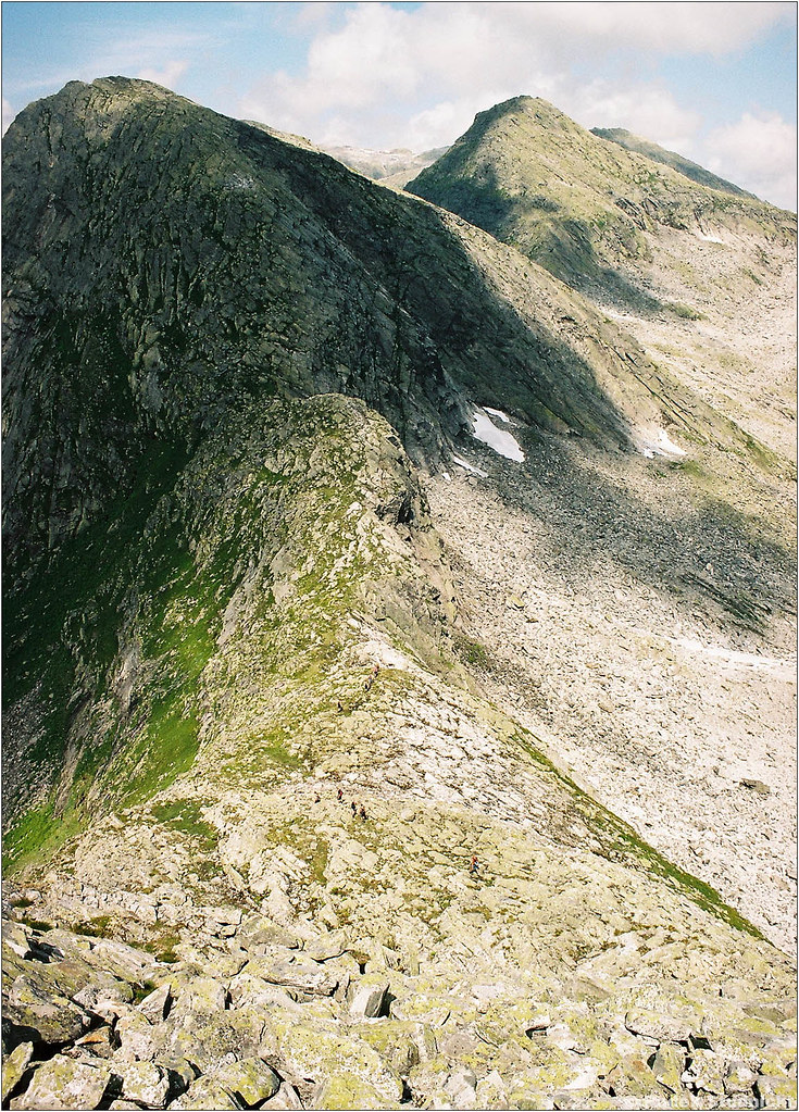 Góry nad Fjordem