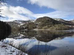 Winter at Loch Faskally