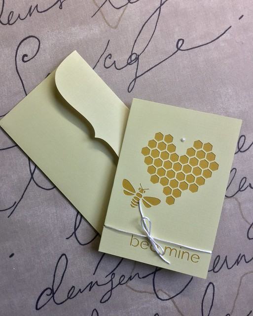 Bee Mine Card, Apple iPad mini 4, iPad mini 4 back camera 3.3mm f/2.4