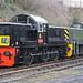 Class 14's - D9537 & D9531 'Ernest'