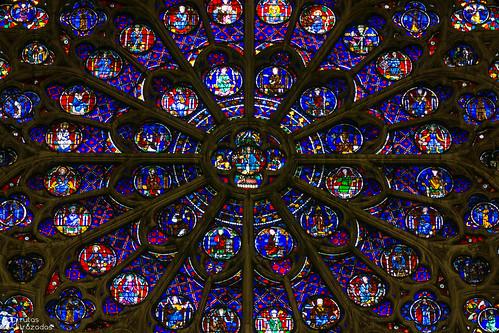 Vitrales Notre Dame
