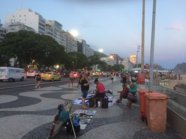 copacabana 3 obiective turistice rio de janeiro