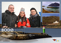 AIDAcara, Nordland 2017 - 5.Tag, Bodø