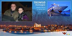 AIDAcara, Nordland 2017 - 6.Tag, Tromsø
