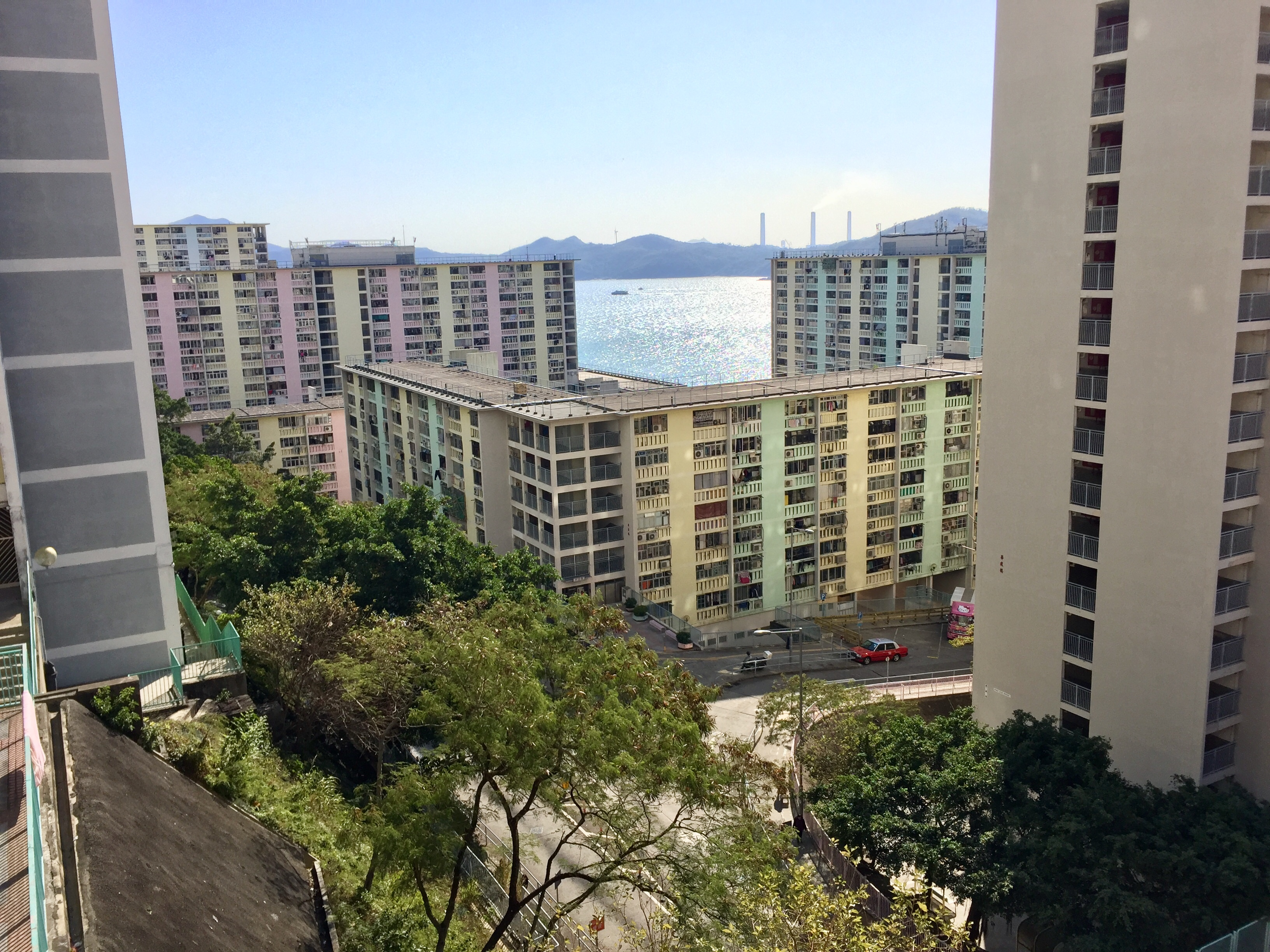 Wah Fu Estate 華富邨