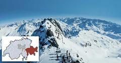 Andermatt-Sedrun - vycházející hvězda vestředním Švýcarsku