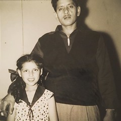 Mom and her Dad.